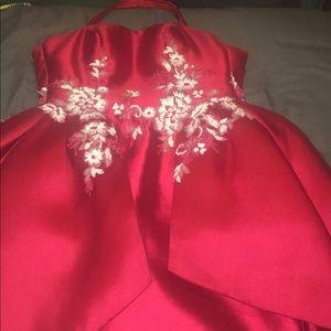 Prom dress. Sherri hill.